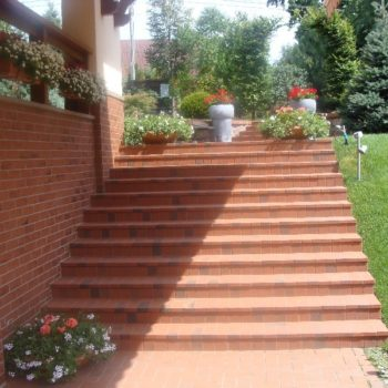 Тротуарный клинкерный кирпич ADW-Klinker
