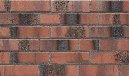 Клинкерная плитка Stroeher Brickwerk 654 flammenrot
