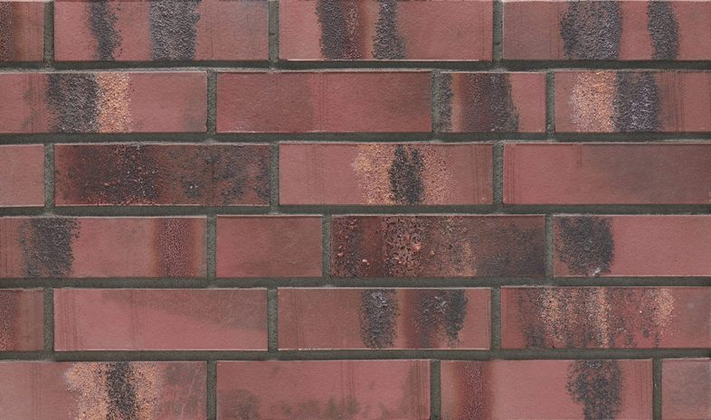 Клинкерная плитка Stroeher Brickwerk_655 violettrot
