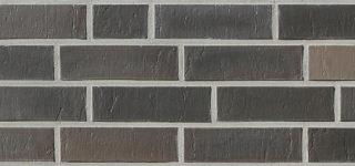 Клинкерный кирпич Roben Chelsea basalt-bunt