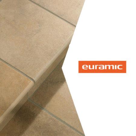 Клинкерные ступени Euramic