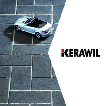 Тротуарный кирпич Kerawil
