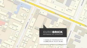 Евробрик как найти, адрес, где в Самаре, схема проезда