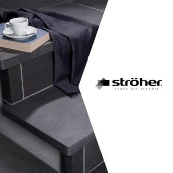 Клинкерные ступени Stroeher