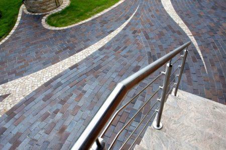 Тротуарный кирпич ADW-Klinker