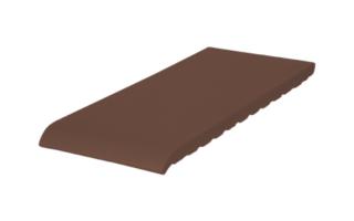 Клинкерный подоконник Коричневый (03) Natural brown