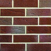 Клинкерный кирпич ADW-Klinker Bunt-geflammt арт. 0559