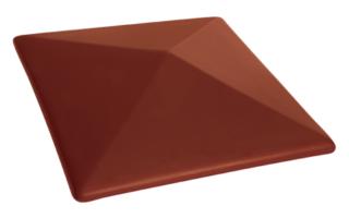 Колпак на забор Нота цинамона (06) Note of cinnamon