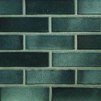 Клинкерный кирпич ADW-Klinker Hamburg schwarz-blau-bunt арт. 0954