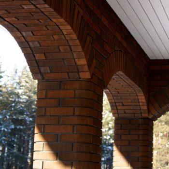 Керамический кирпич Terca (Финляндия)