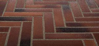Тротуарная плитка 124 braun-blau