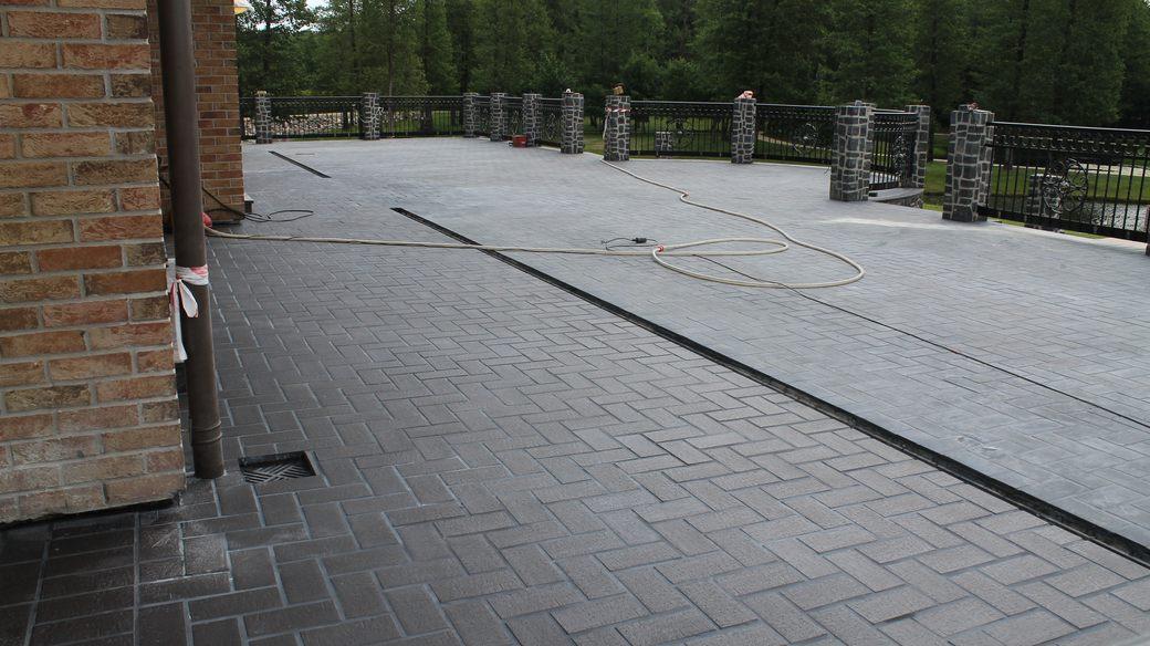 Тротуарная плитка Spaltklinker