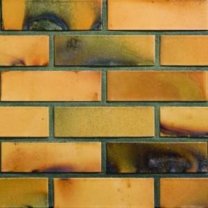 Клинкерный кирпич ADW-Klinker gelb Kohlebrand арт. 8354