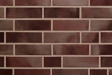 Клинкерная плитка Aubergine glatt
