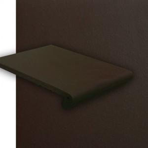 Ступени напольная плитка ADW-Klinker Braun