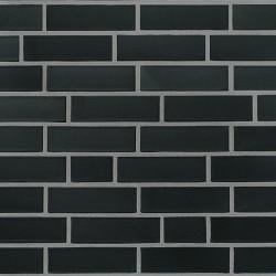 Клинкерная плитка Roben FARO schwarz-nuanciert, glatt