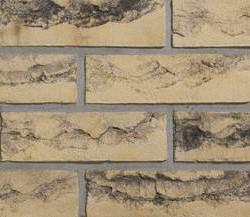 Клинкерный кирпич Geel grafiet