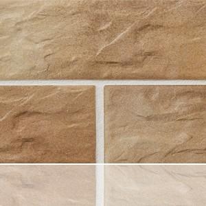 Клинкерная плитка stroher Kerabig KS14 - brown - flashed