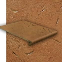 Ступени напольная плитка ADW-Klinker Kupfer