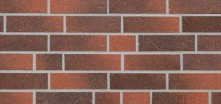 Клинкерная плитка Rotbunt Struktur besandet