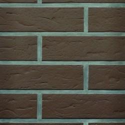 Клинкерная плитка ADW-Klinker Braun genarbt