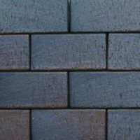 Брусчатка ADW-Klinker Mitternachtsblau