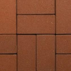 Брусчатка ADW-Klinker Rot nuanciert