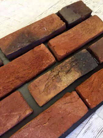Плитка ручной формовки Царский кирпич